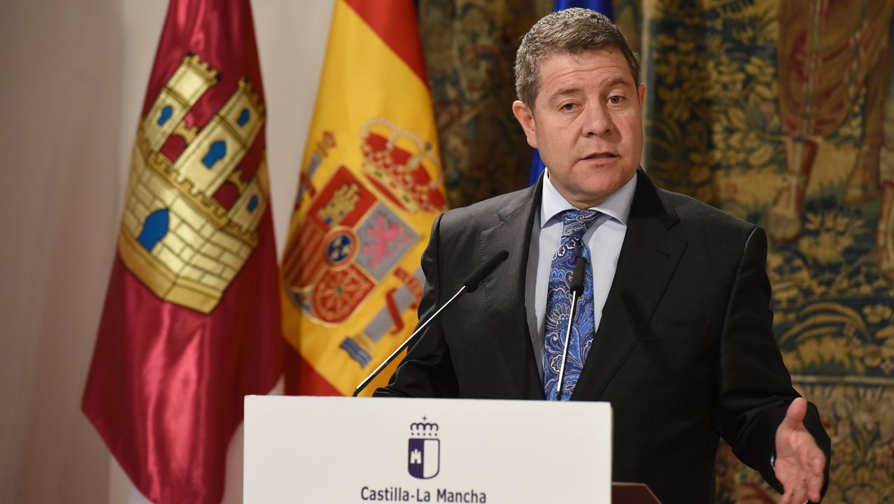 EN DIRECTO: comparece la ministra Montero tras el Consejo de Política Fiscal y Financiera.Emiliano García-Page, presidente de Castilla-La Mancha