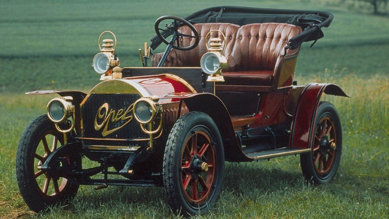 El doktorwagen, el coche del medico