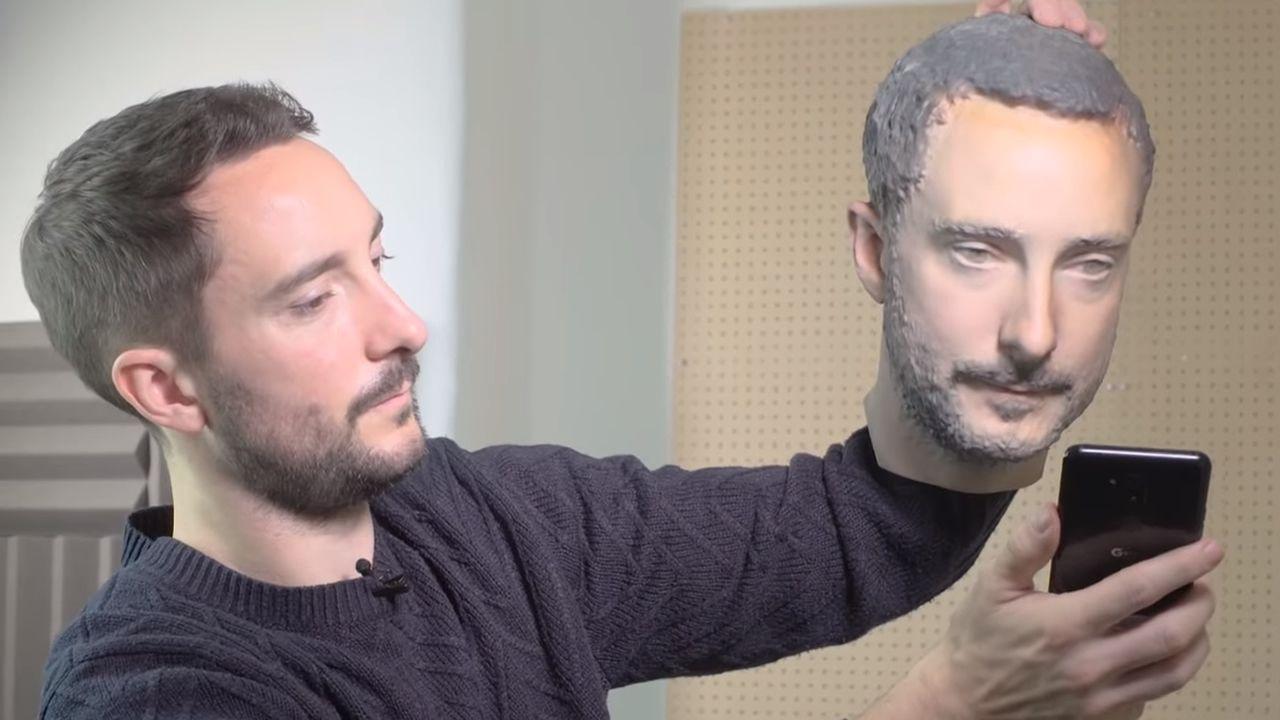 Así se realizó el experimento de reconocimiento facial de «Forbes»