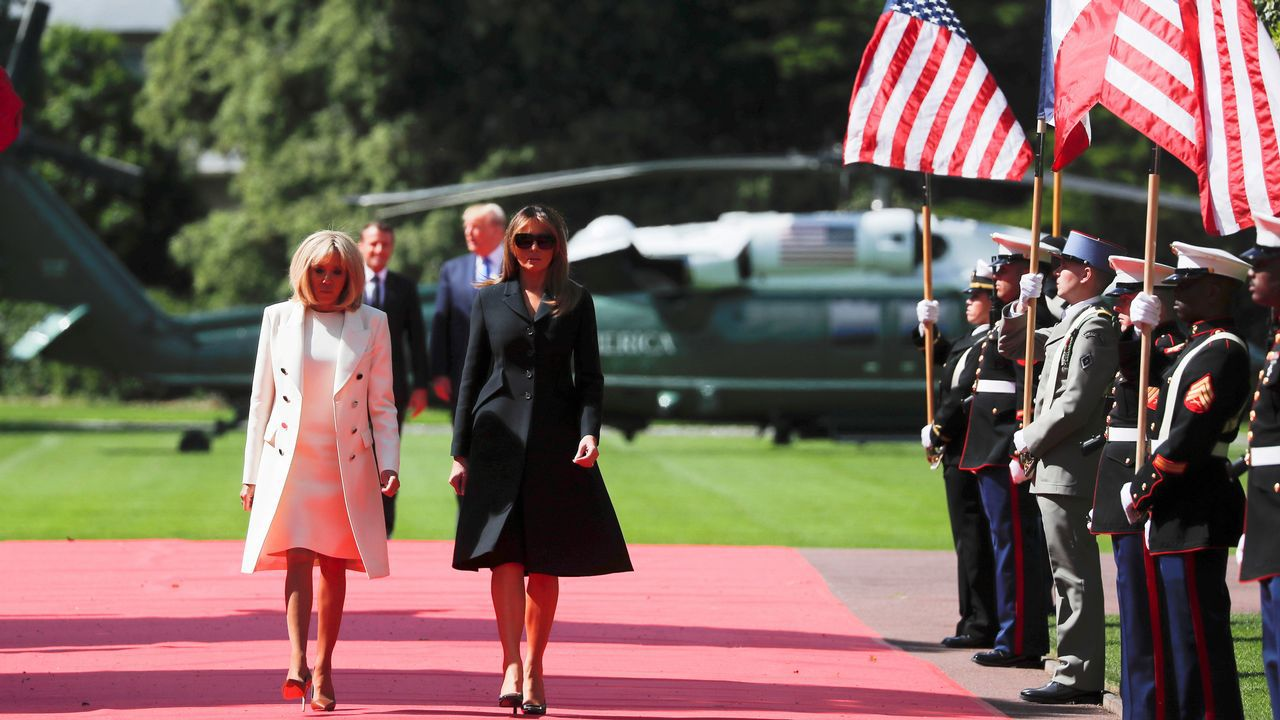 El presidente de Estados Unidos, Donald Trump, ensalzó los lazos de su país con los aliados y aseguró que ese vínculo es «irrompible»
