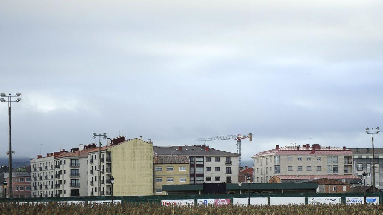 Pleno del concello de Vigo