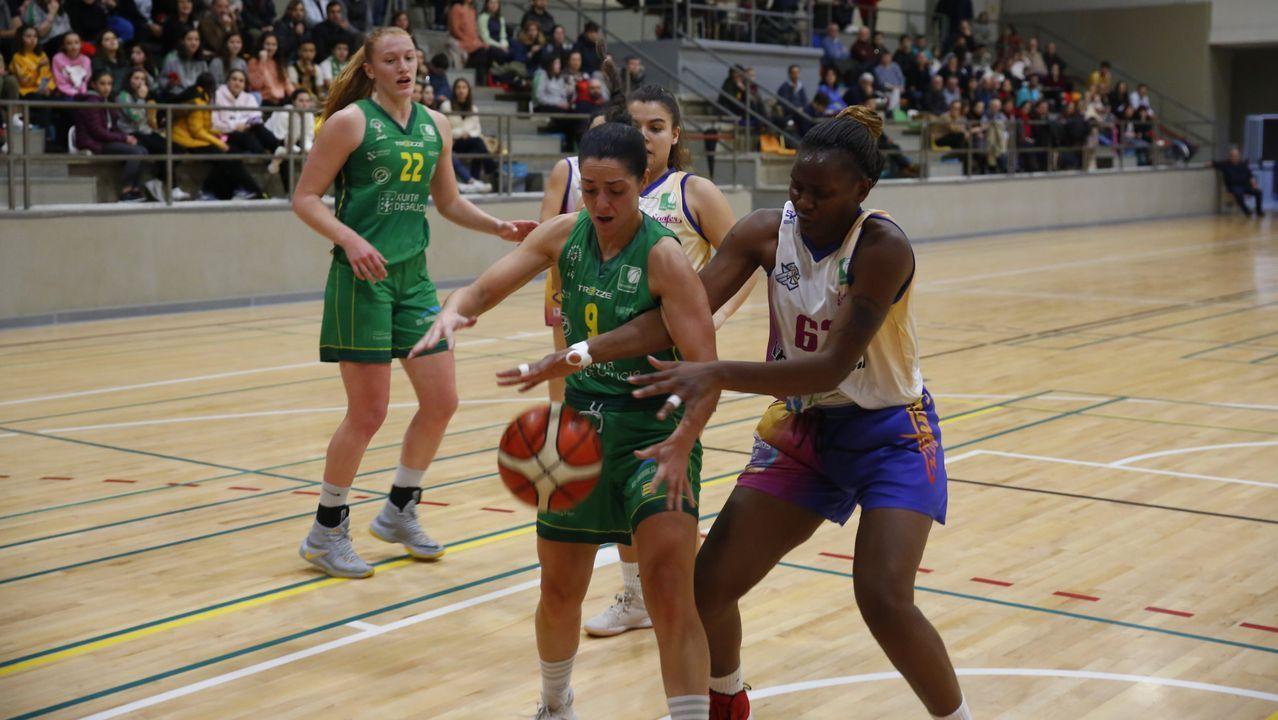 Las imágenes del baloncesto Arxil -Aros Patatas Hijolusa