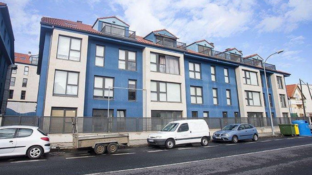 Promoción inmobiliaria de Ares, con pisos de una habitación, garaje y trastero, a la venta por 38.000 euros