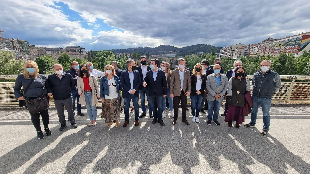La ejecutiva del PSdeG se reunió este viernes en Ourense