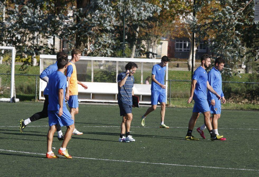 Luisito sigue sin tener jugadores nuevos de cara al próximo curso en Segunda División B.