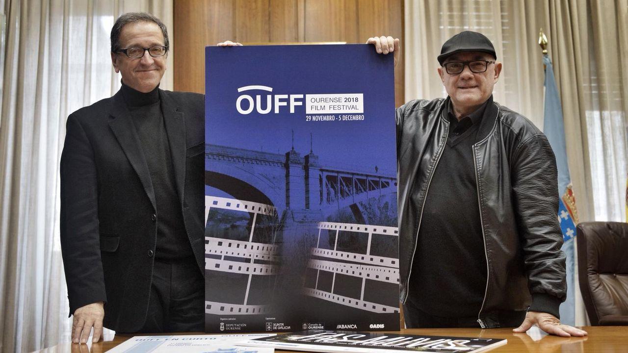 El equipo del festival presentó este viernes la programación, que se desarrollará en cinco espacios de Ourense