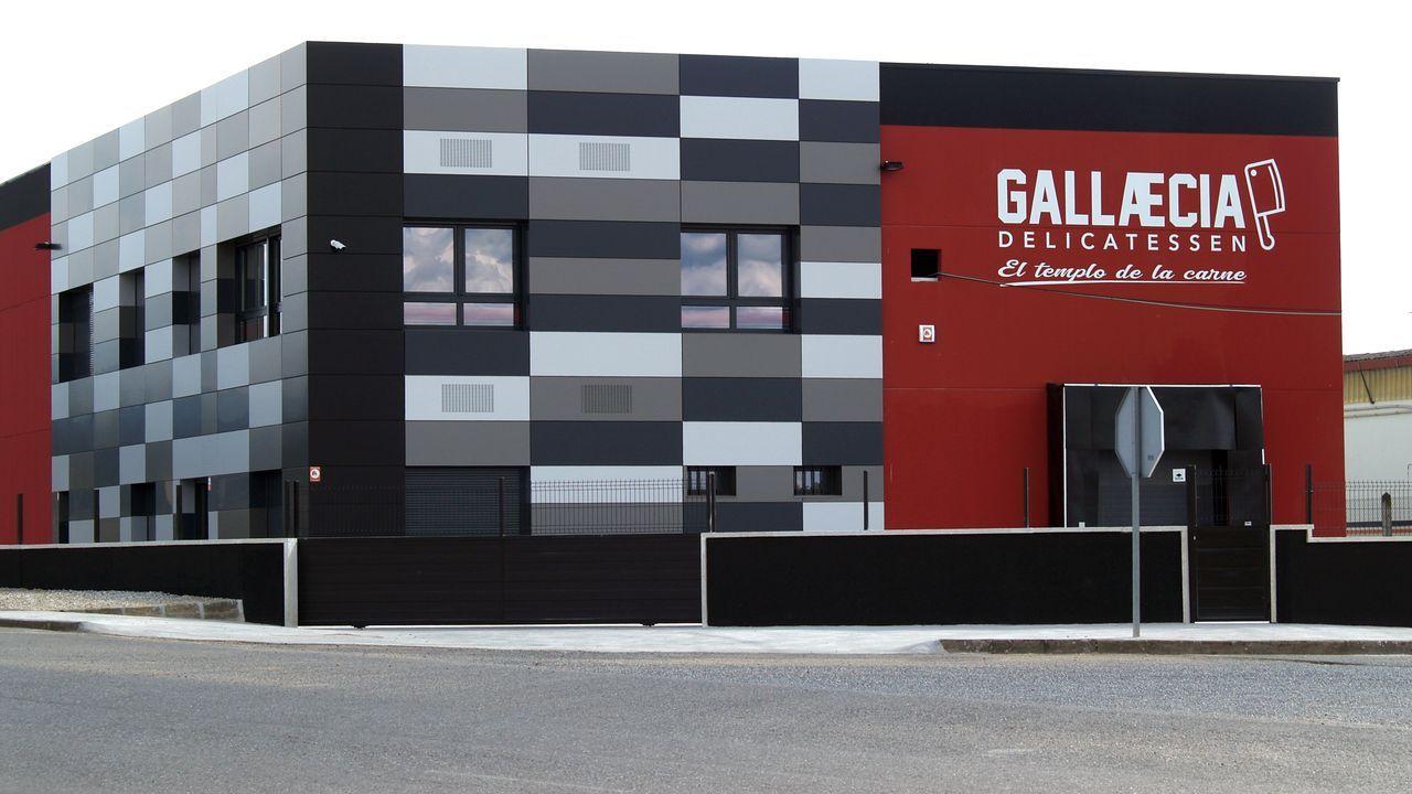 Edificio en construcción valorado en seis millones de euros que se saca a subasta