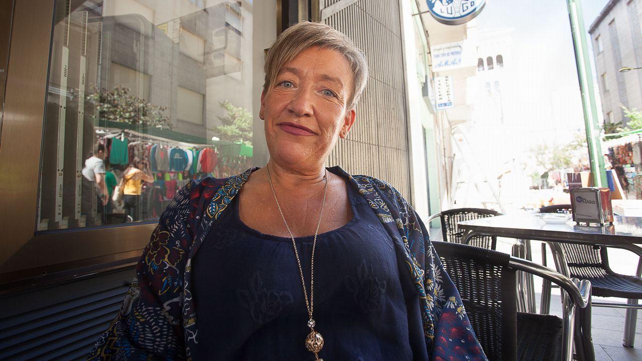 Marta Engroba, de Si hai saída