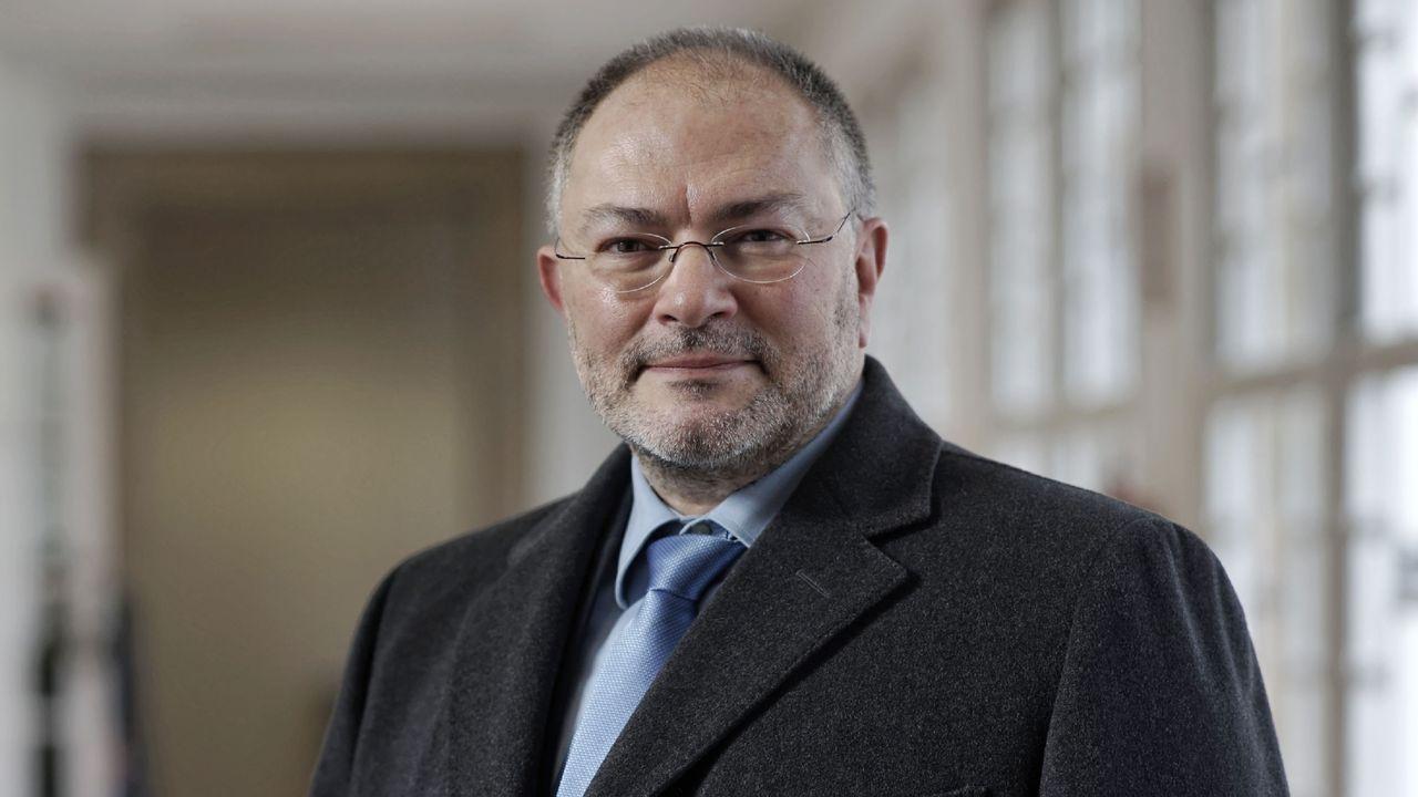 Adrián Barbón, candidato a la Presidencia del Gobierno de Asturias