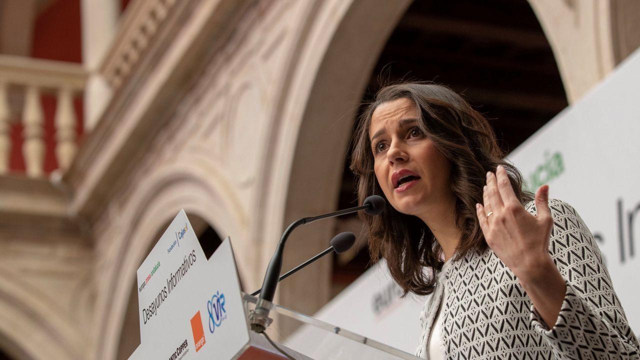 Iceta matiza: «A Cataluña no le conviene la independencia y un referéndum no es la solución».La exdiputada de la CUP en el Parlamento catalán Mireia Boya dice que necesita cuidarse y recuperarse de la agresión psicológica