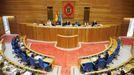 El pleno del Parlamento de Galicia aprobó por unanimidad hace unos meses otra iniciativa a favor del idioma
