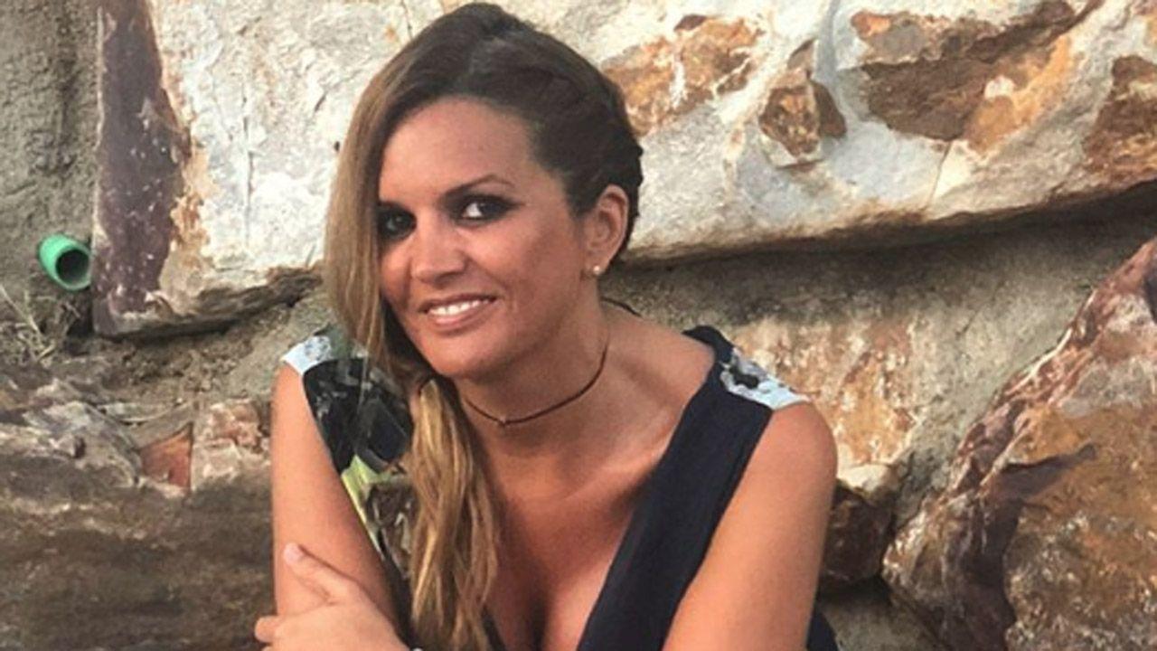 Marta López, exconcursante de Gran Hermano