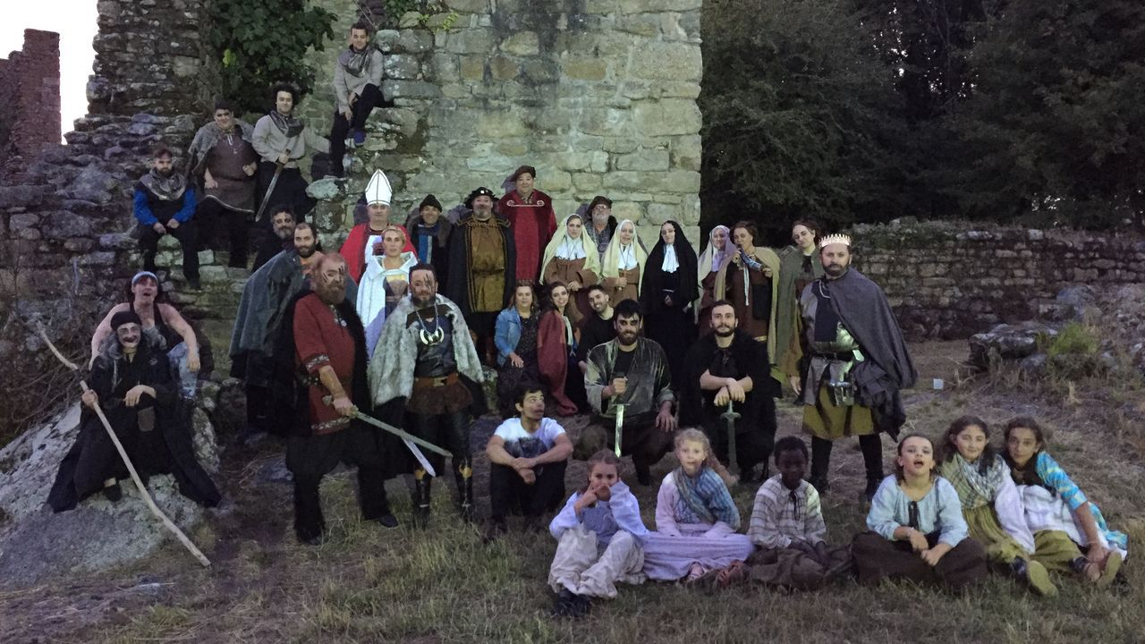 Las imágenes de la fiesta del Albariño