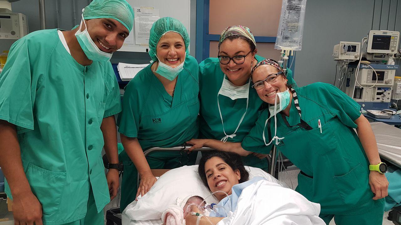 El parto que emocionó a Venezuela