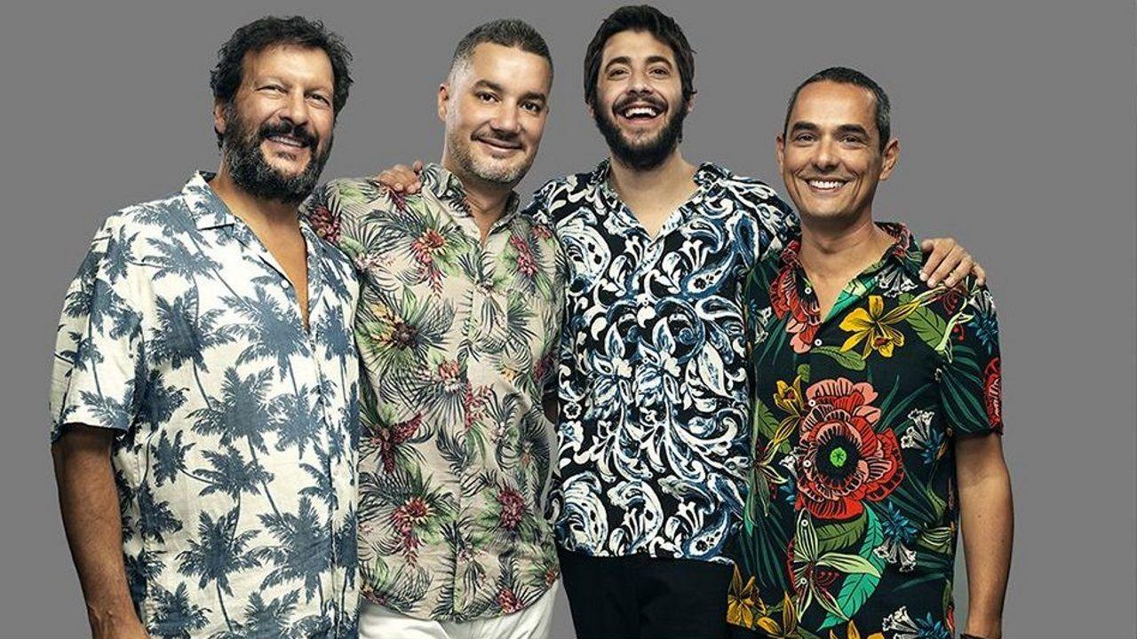 Salvador Sobral comparte el proyecto Alma Nuestra junto a Víctor Zamora, Nelson Cascais y André Sousa Machado