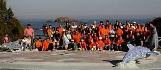 El club Corredoiras de Dorneda organizó una gran jornada senderista por Oleiros