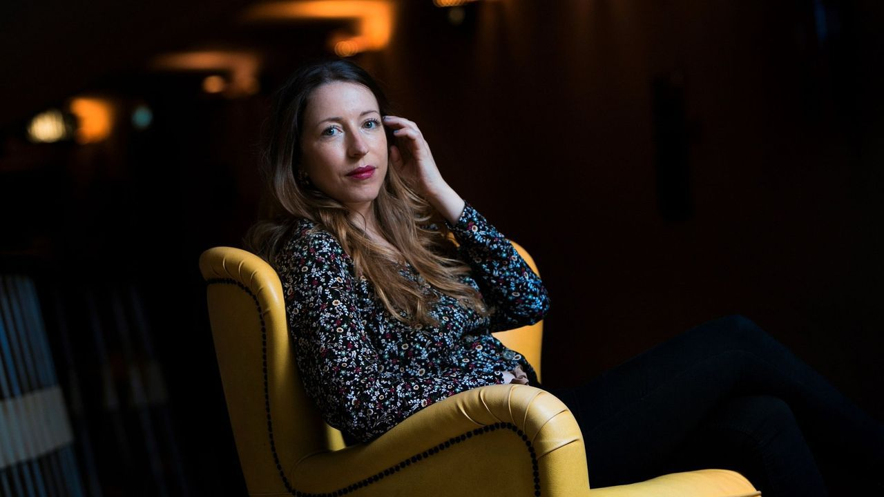 María Lado forma desde hai 15 anos con Lucía Aldao o grupo Aldaolado