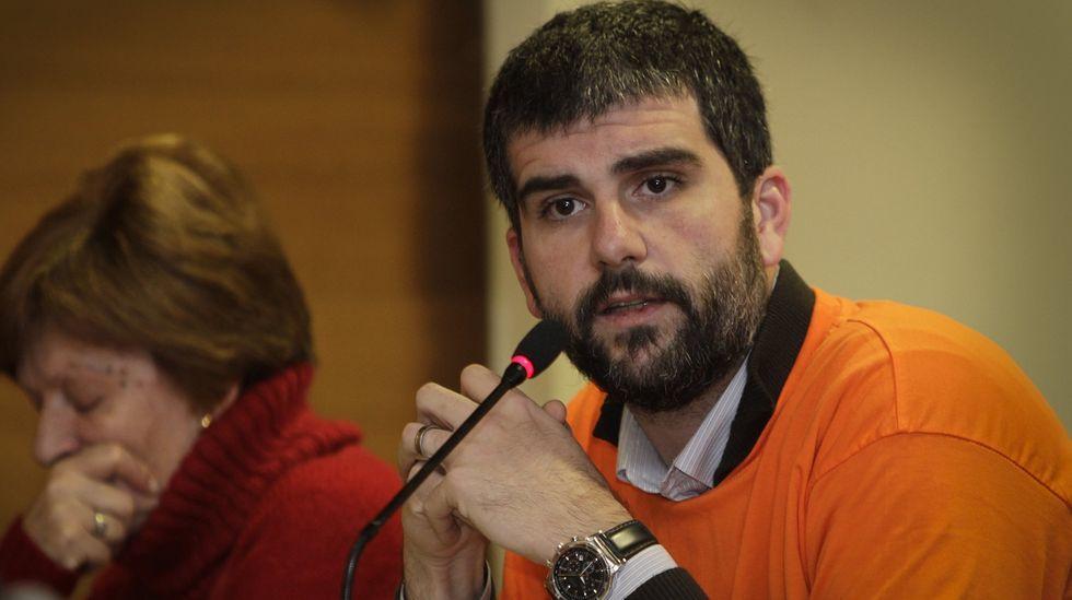 Martin Seco, en una imagen de archivo