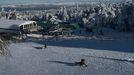 Mañana comenzará a funcionar la estación de esquí de Cabeza de Manzaneda
