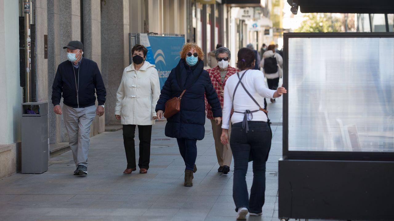 Entrega dos Hortos do Paseo do Rato.La pandemia impedirá por segundo año que se celebre la Cata dos Viños de Vilachá