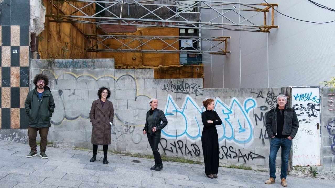 Wöyza, la voz más negra de Vigo, versiona el Noche de Paz en gallego
