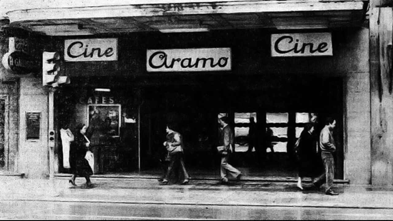 Cine Aramo en Oviedo