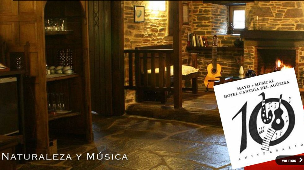 10 aniversario de la Casona Cantiga del Agüeria.10 aniversario de la Casona Cantiga del Agüeira