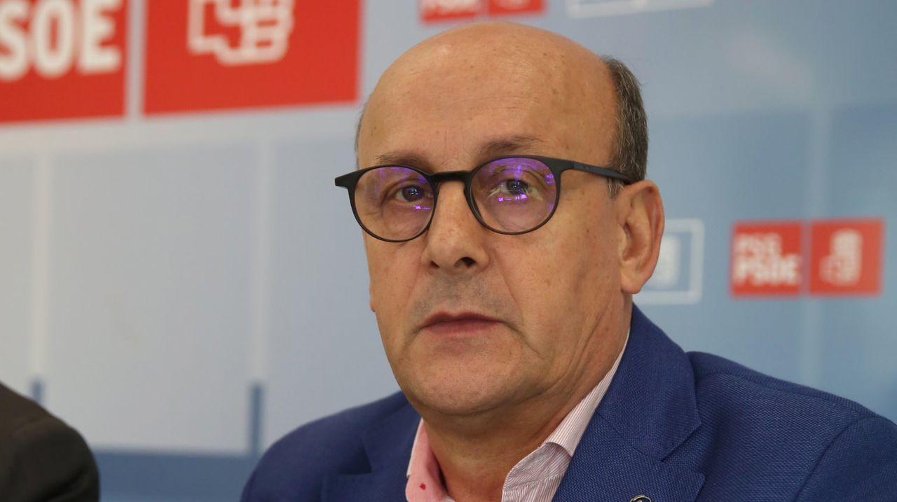 En directo, sesión de control al Gobierno en el Congreso.Adolfo Pérez Abellás (PSOE)