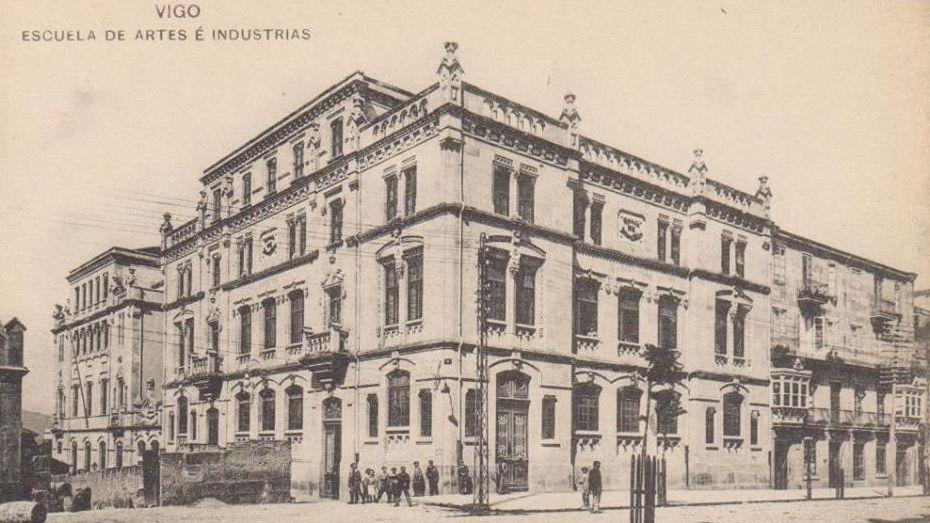 Edificio del Círculo das Artes