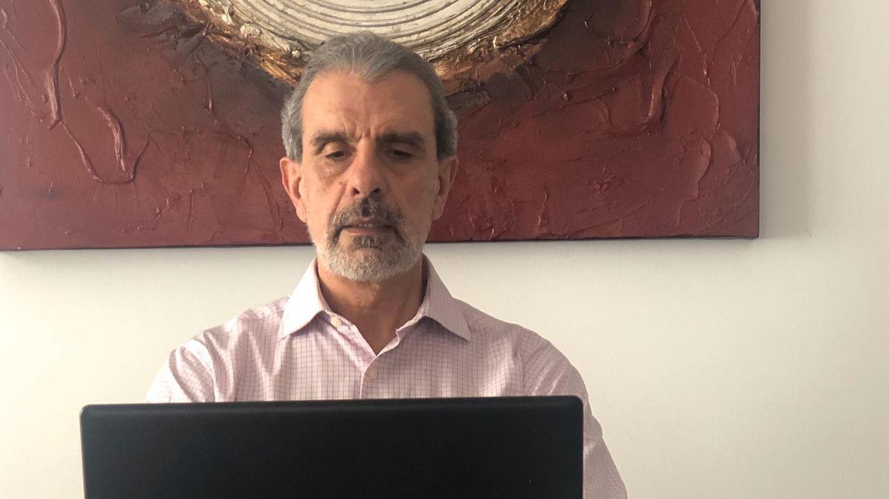 José Mourelle Cillero, secretario adjunto y jefe de Contratación de la Diputación de Lugo