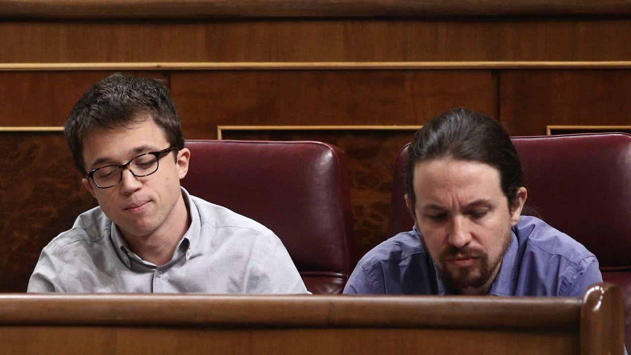 ¿Volvería Pablo Iglesias a comprarse el polémico chalé?.El coordinador federal de Izquierda Unida, Alberto Garzón