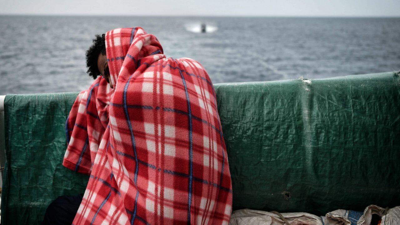 España acepta el «Aquarius», el barco con 629 migrantes a la deriva