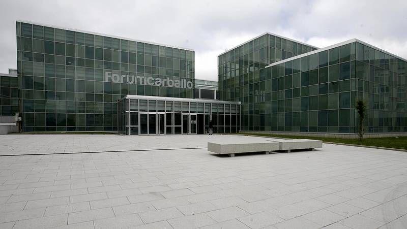 Edificio del Fórum