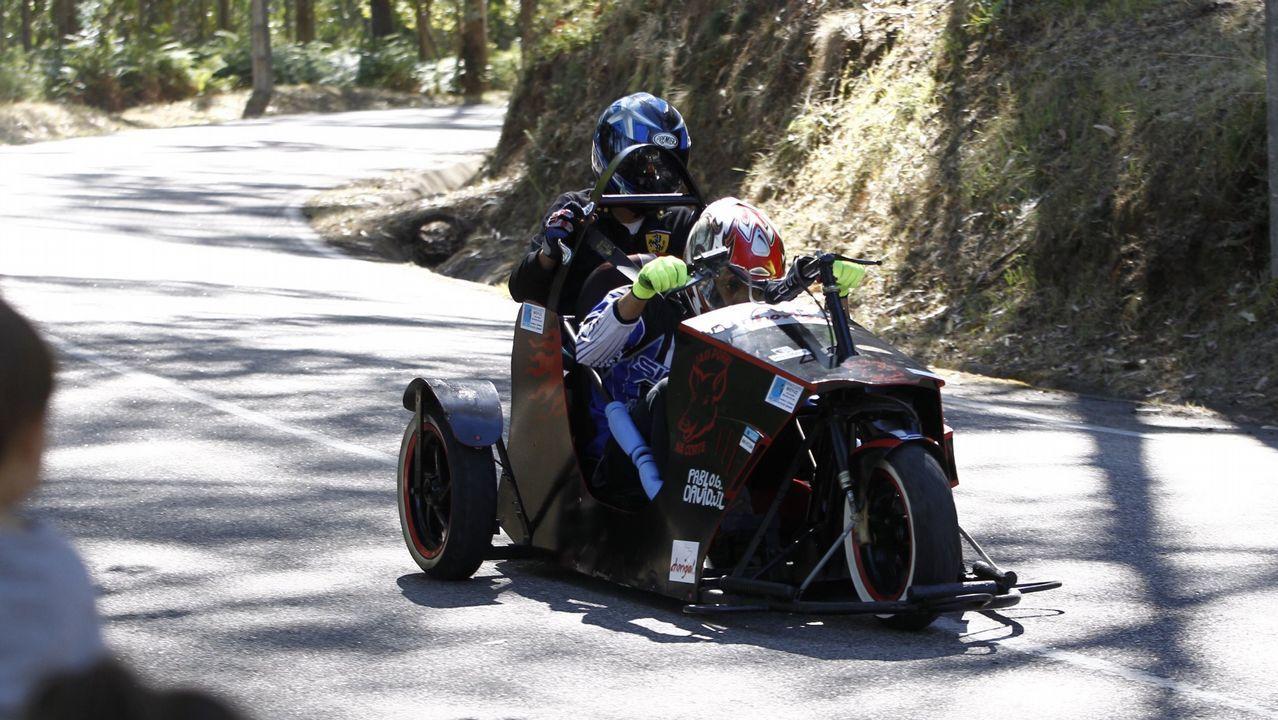 Eduardo Reiriz organiza una concentración de motos Lambreta