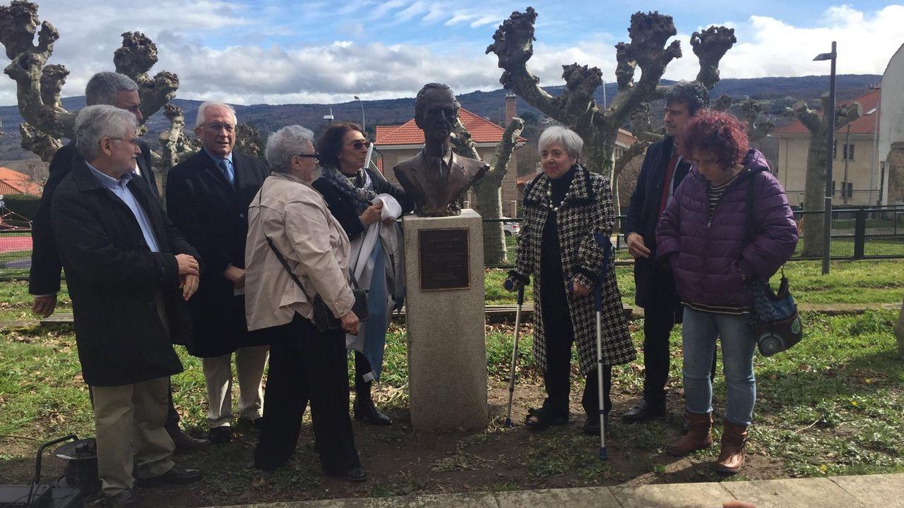 Leo Bassi.El local que ocupaba Dolores Promesas en Ourense está ahora en alquiler