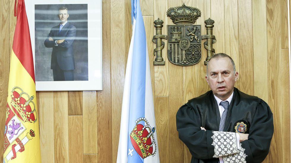 Fernández Liñares, en una imagen de archivo del 2013.