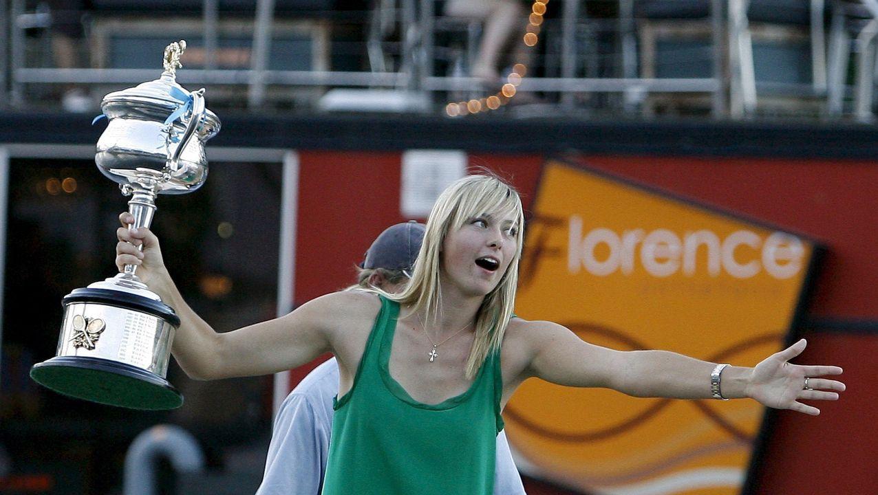 Venció en la final de Australia en 2008 a Ivanova.