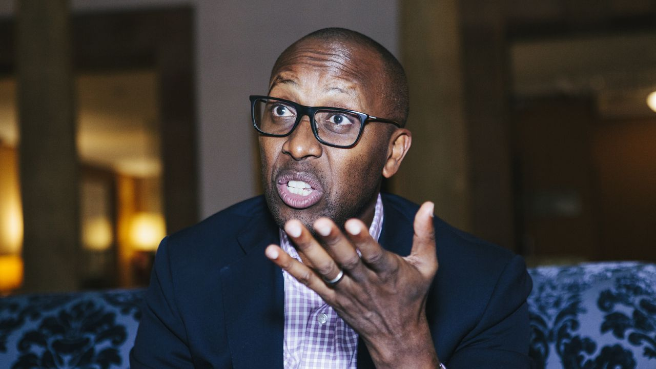Githinji Gitahi, director de AMREF Health