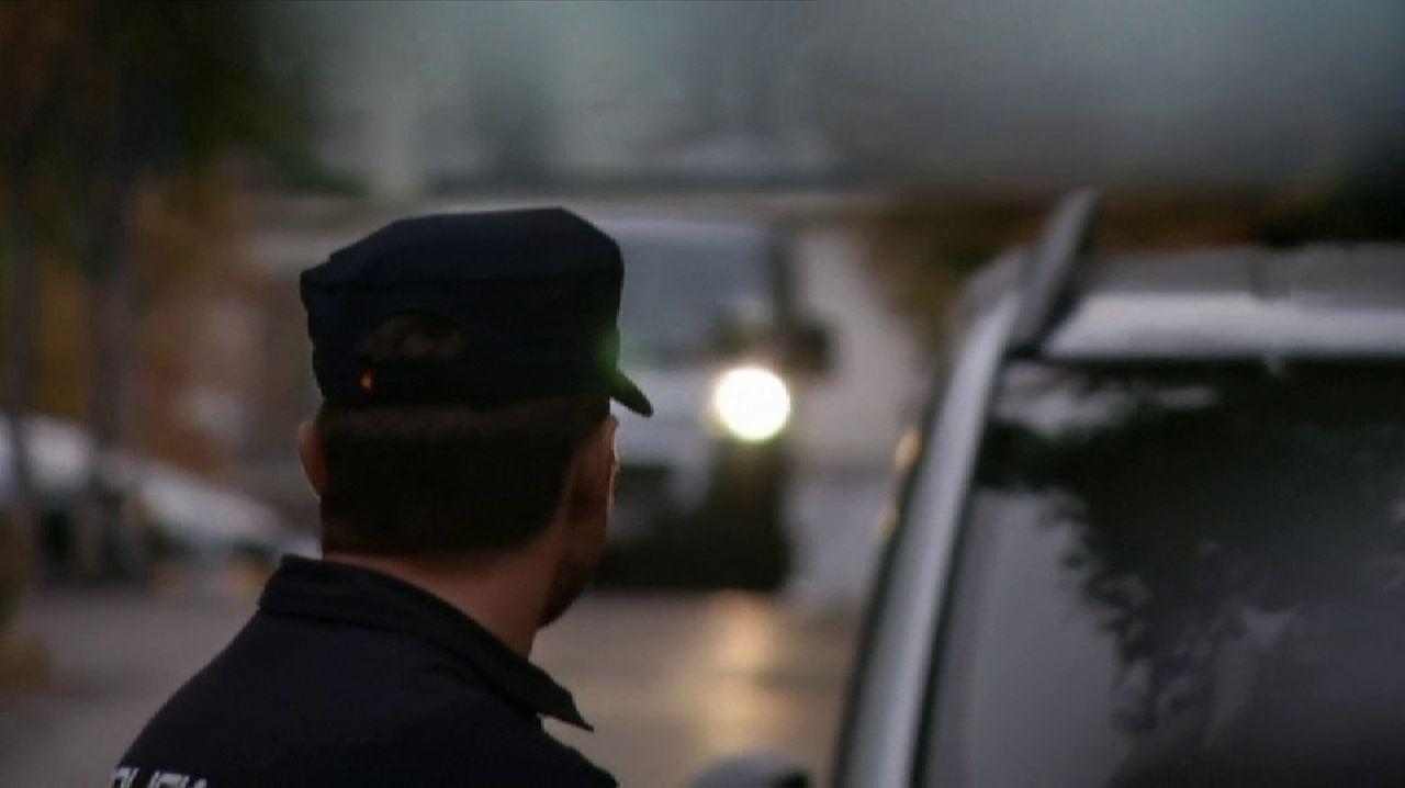 Tres agentes de la Policía Nacional se mofan de Junqueras: «Está llegando un osito a la cárcel»