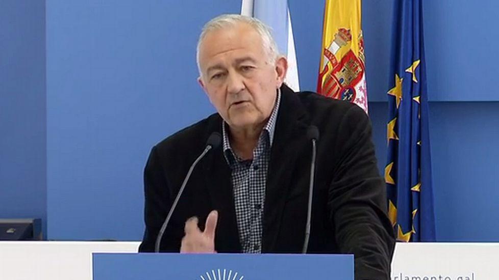 «Onde máis posibilidade de cambio hai é nesta candidatura».CEDIDA