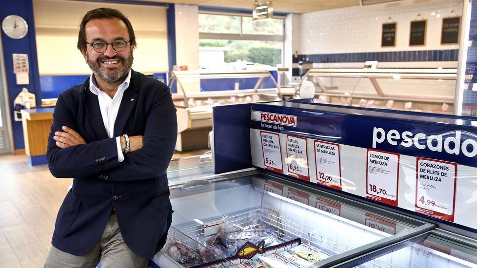 «Pescanova es una marca muy querida pero está mayor, hay que rejuvenecerla»