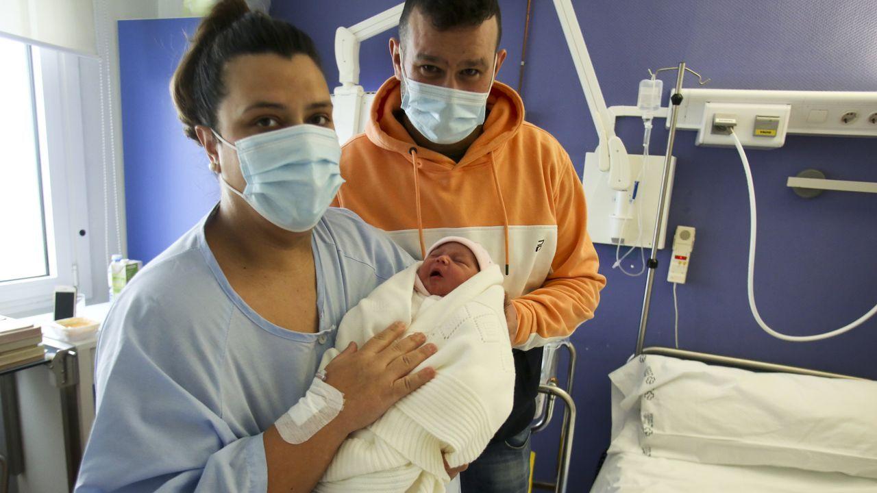 Los equipos covid del Área Sanitaria realizaron un cribado a la población pontesa en diciembre