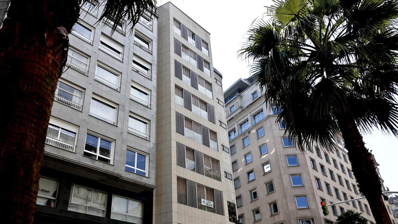 La inmobiliaria AF Properties comercializa pisos en Colón, 11