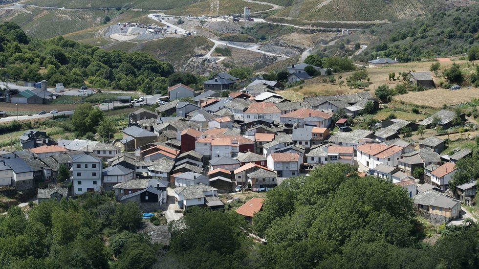 Cerdedelo es uno de los pueblos que verá mejorado el alumbrado público