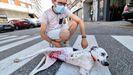 Trampas mortales para perros en Vigo