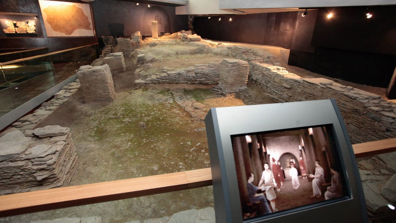 Habrá una visita guiada a la Domus do Mitreo