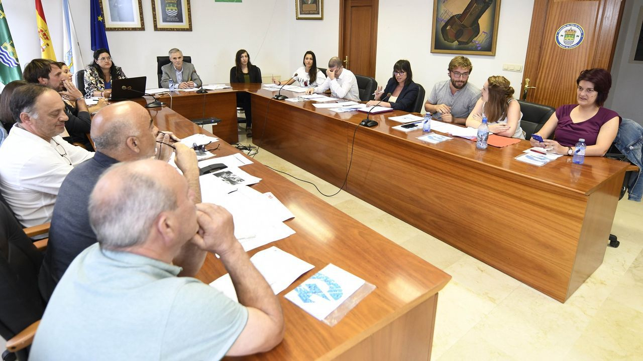 En Silleda sembrados de zonas como Cervaña y Piñeiro sufrieron ya los daños del jabalí.