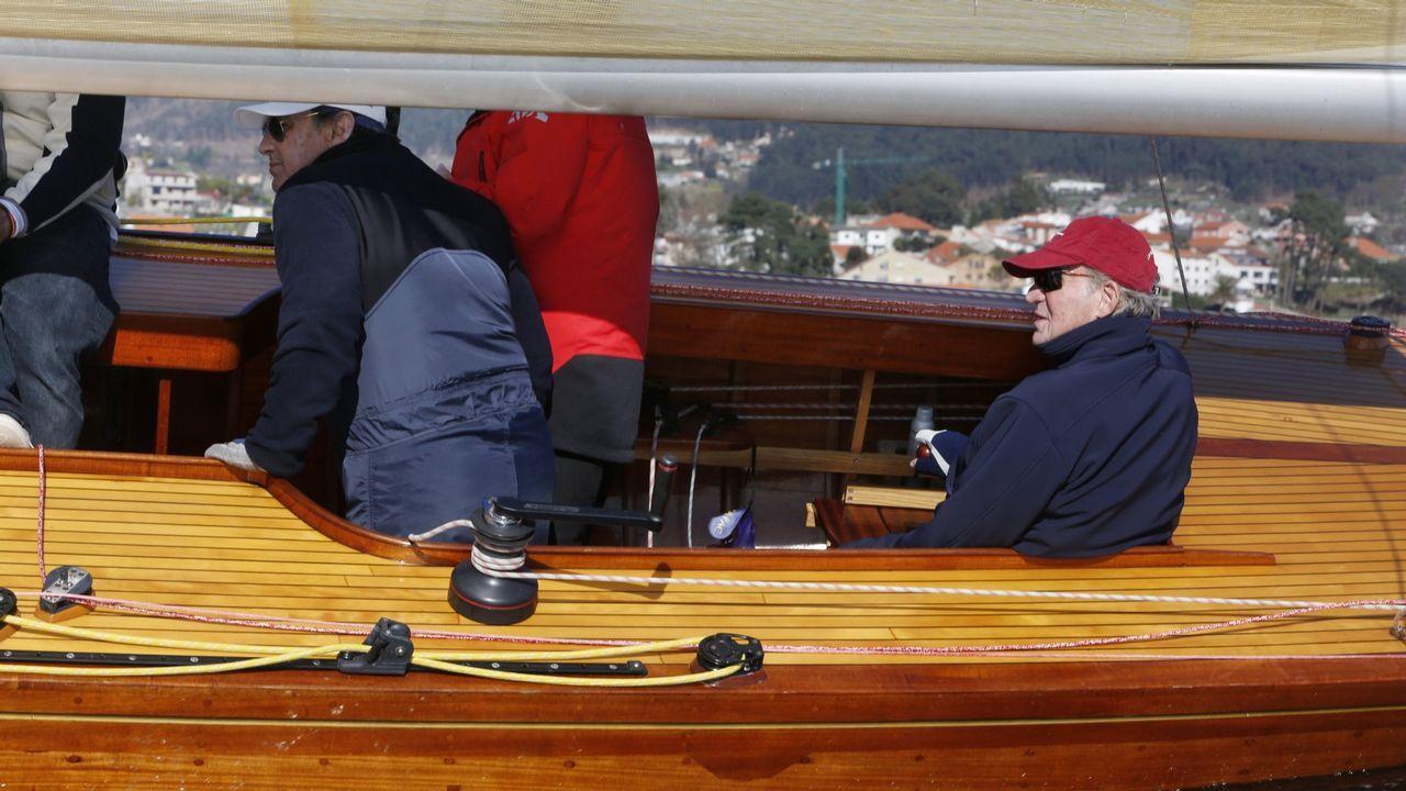 El viaje oficial de Meghan y Harry a Marruecos.La familia Real en los Lagos de Covadonga