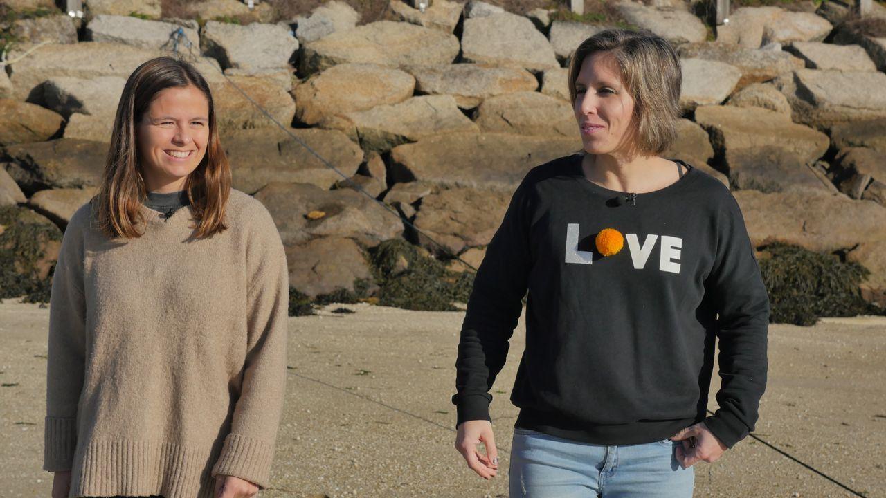 Entrevista de Sofía Toro Teresa Portela.La actriz asturiana Paula Echevarría durante la presentación de Ola de crímenes