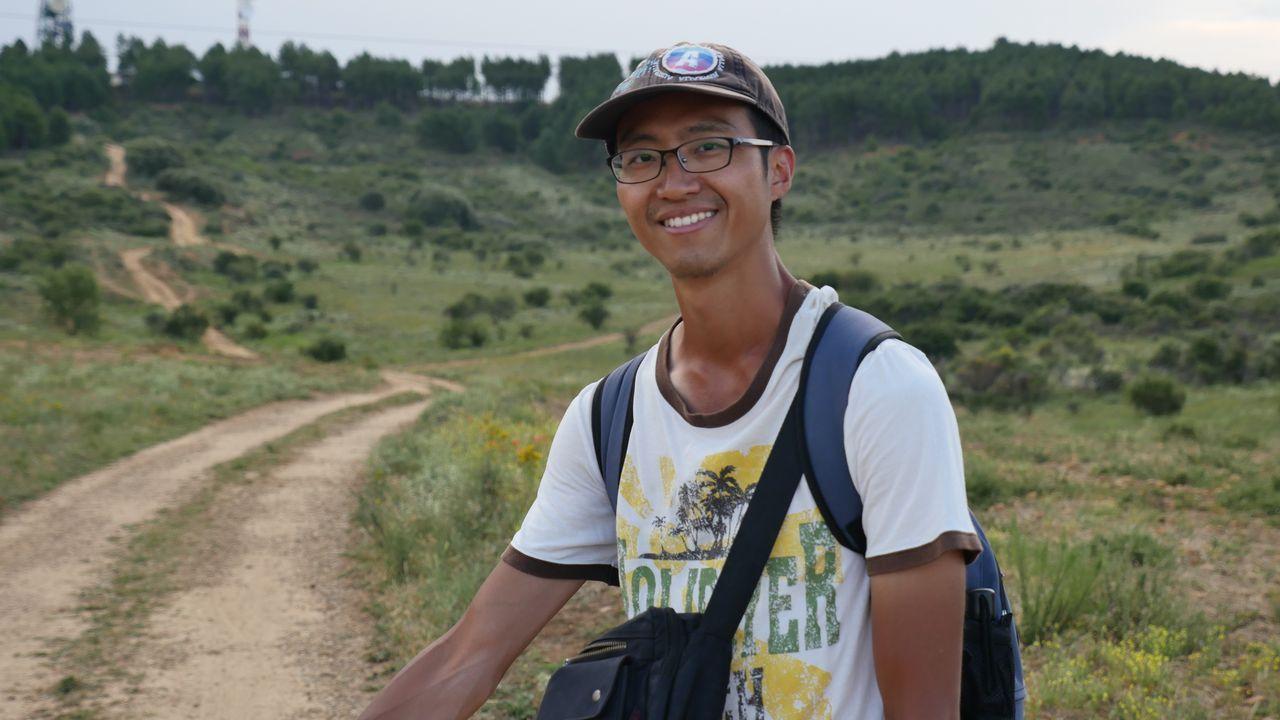 Shao-Kang Chen, de Taiwan